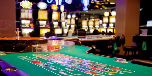 New Hampshire Golf and Casinos